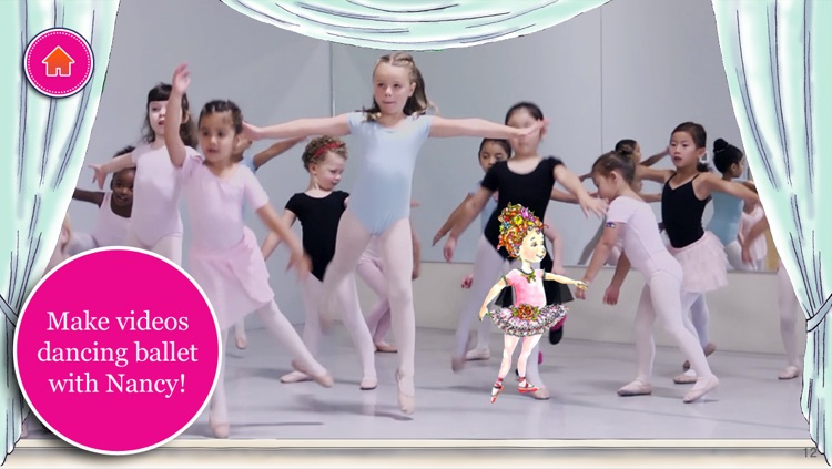 Fancy Nancy Ballet School