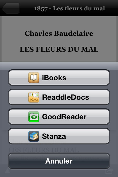 Baudelaire  Oeuvres complètes screenshot-4