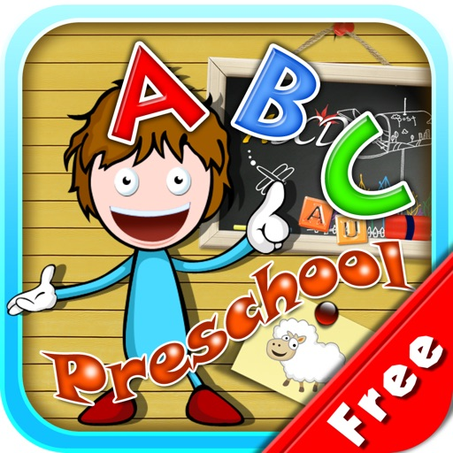 Learn ABCs For Preschool Free - Teacher Alphabet Tool for Kids icon