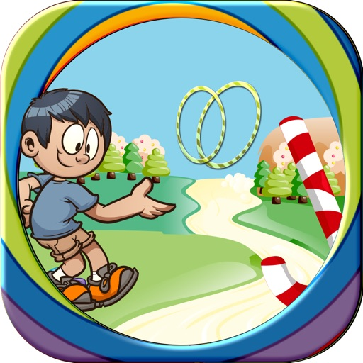 Candy Ring Toss Adventure Blast - Top Throwing Action Mania Free iOS App