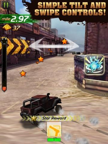 Игра Mutant Roadkill