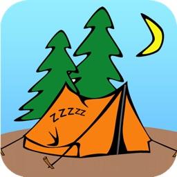 Camp: Californina Campsites