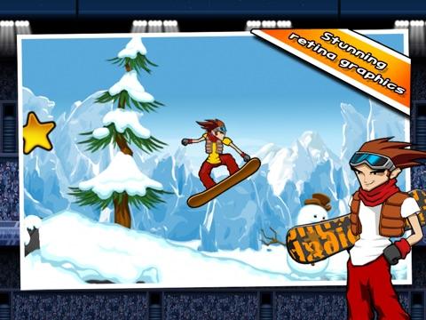 iStunt 2 HD - Snowboard на iPad