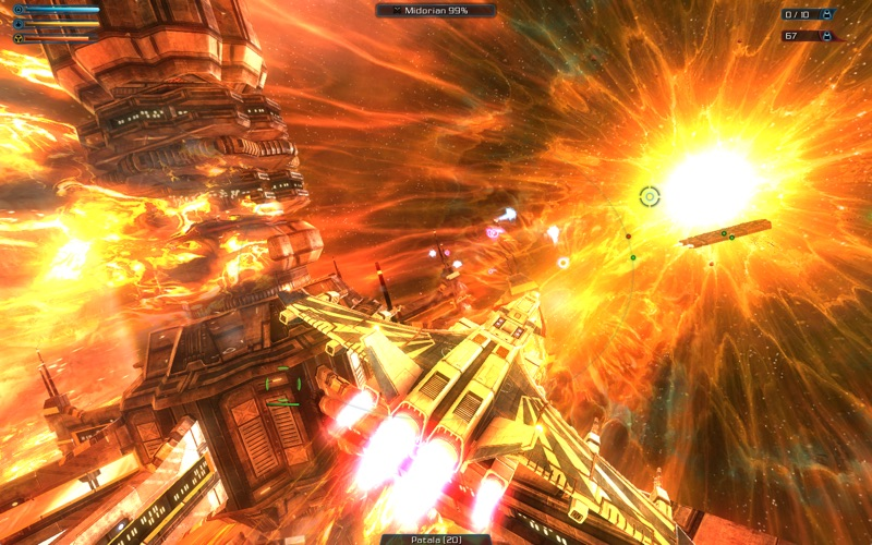 Galaxy on Fire 2 Screenshot