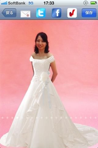 ドレス着せ替えカメラ-Dress Collectionスクリーンショット3