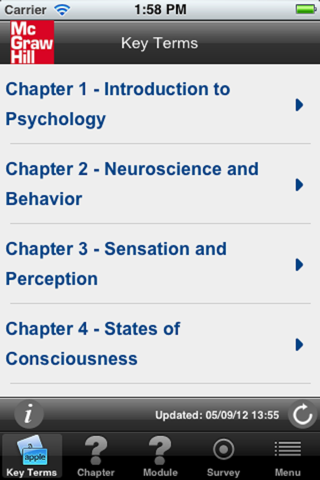 Psychology and Your Life, 2e screenshot two