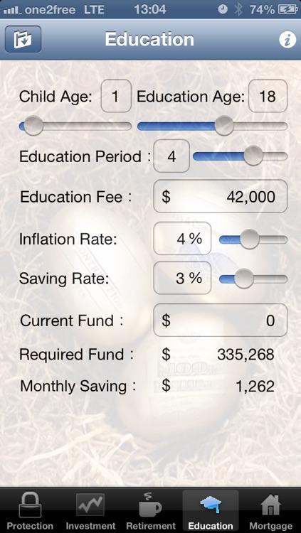 FinPlan - Financial Planning Tools screenshot-3