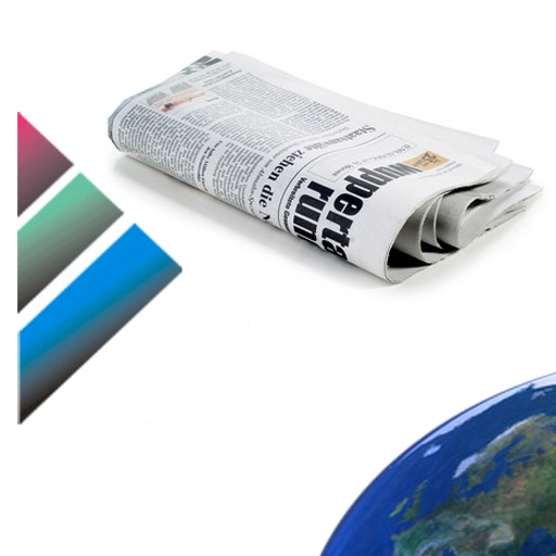 Internet News Paper icon