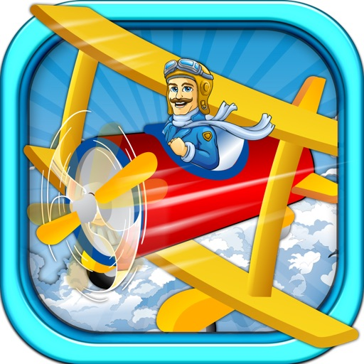 Airplane Push Guide Puzzle - Sky Flying Plane Maze Free