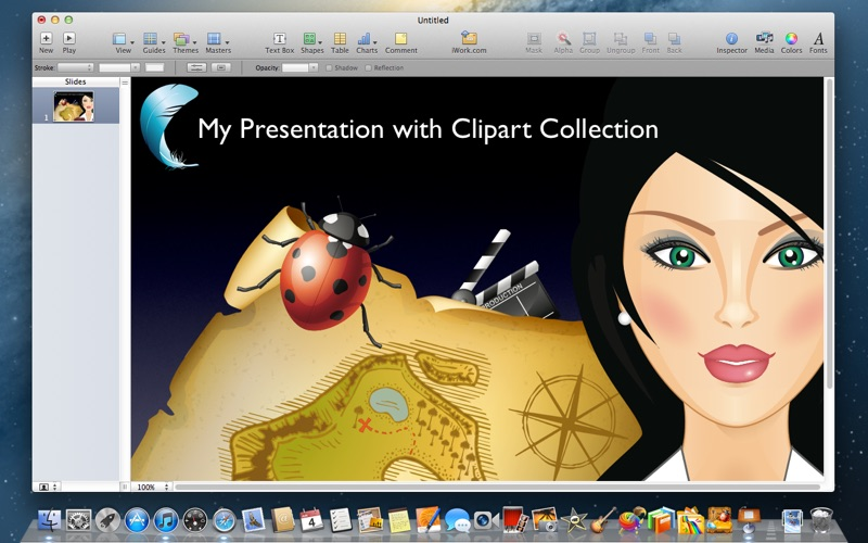 Clipart Collection Screenshot