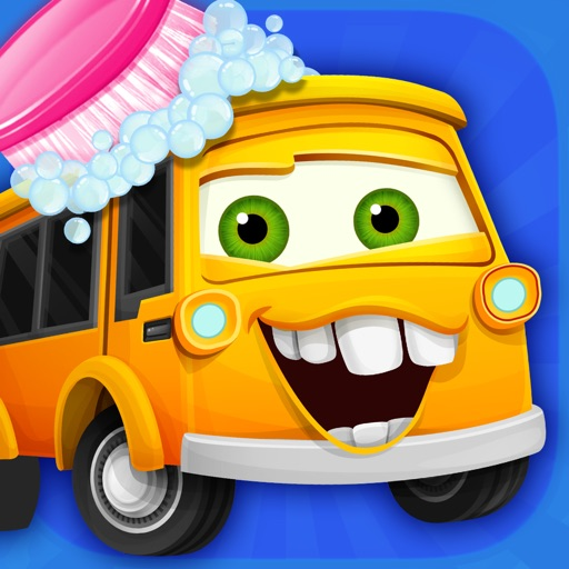 Car Salon - Kids Games