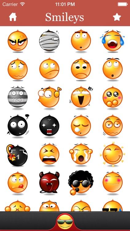 Emoji Stickers for Whatsapp