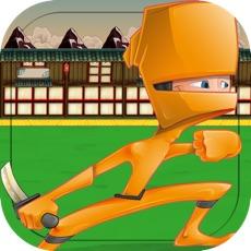 Activities of Ninja & Samurai Warrior Rooftop Sword Fighting Battle Free