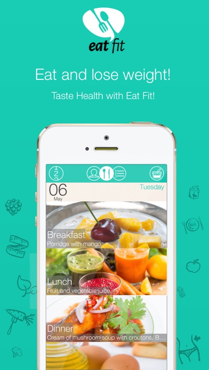 Eat Fit - Diet and Health