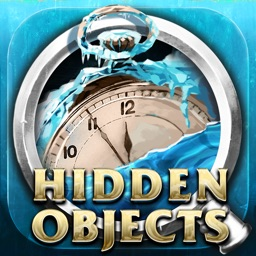 Hidden Objects - Frozen in Time