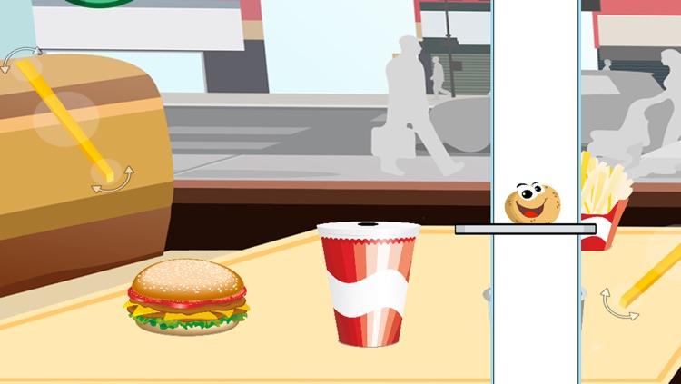 Chicken Nugget Dunk screenshot-4