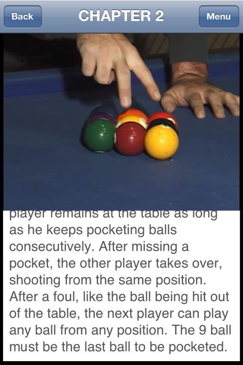Pool Master - Tips and Shots for Billiards and Snooker screenshot-4