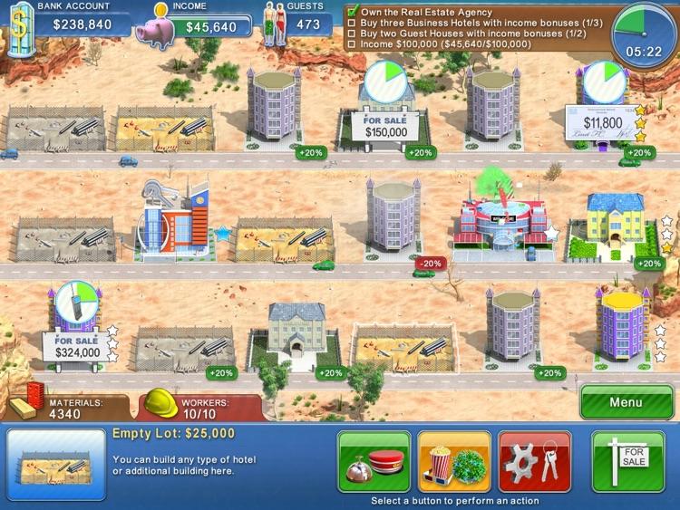 Hotel Mogul HD screenshot-4