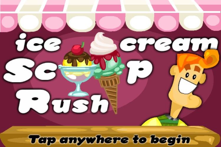 Ice Cream Scoop Rush - Free screenshot-4