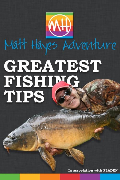 Matt Hayes Adventure Greatest Fishing Tips