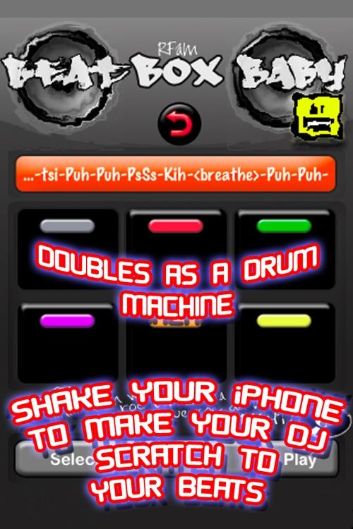 Beat-Box Baby: Trainer and Voice Drum Machine HOT