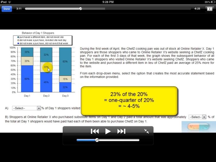 GMAT Pill HD screenshot-4