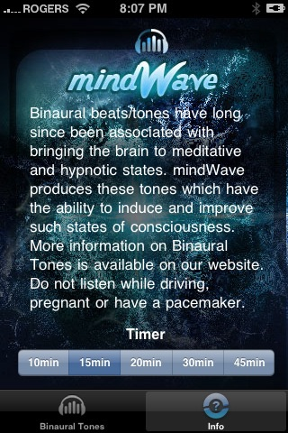 mind Wave screenshot1