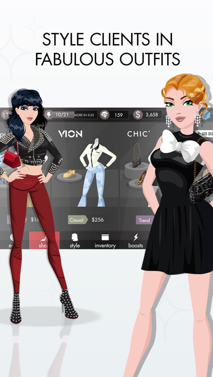 Top Stylist - the fashion game