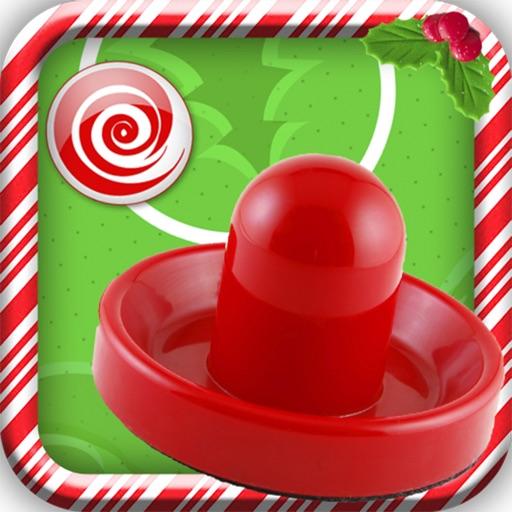 Christmas Air Hockey!