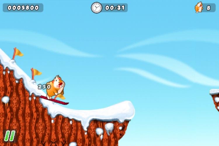 Crazy Hamster Free screenshot-3