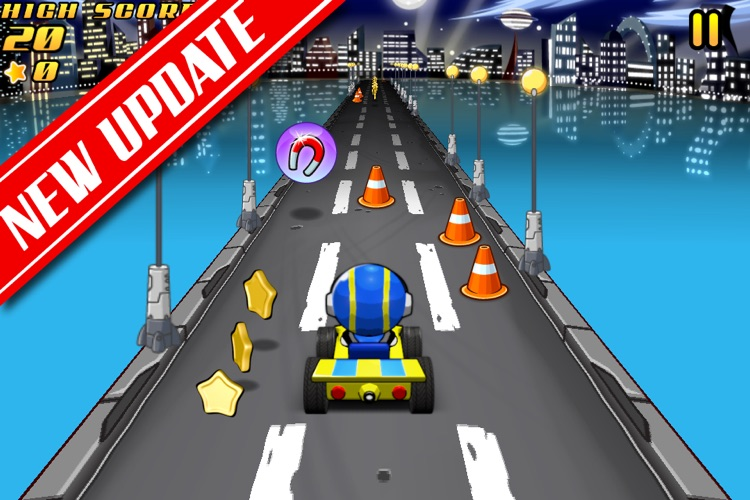 Super GoKart screenshot-0