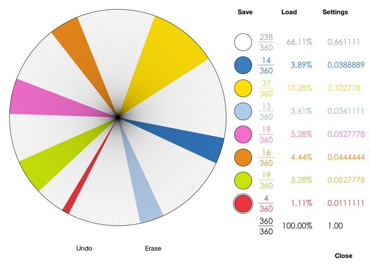 Visual Fractions Decimals and Percentages screenshot-4