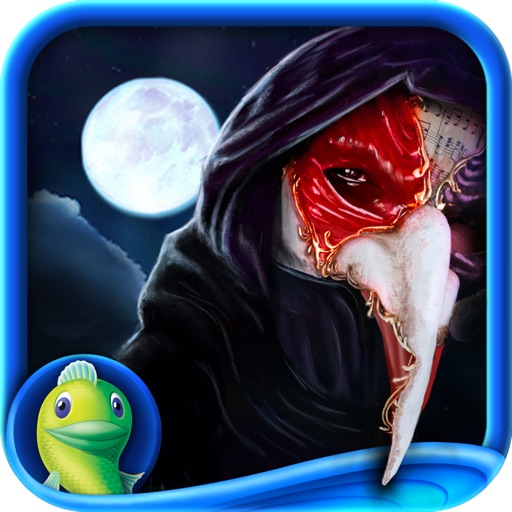 Mystery Trackers: Black Isle Collector's Edition HD (Full) icon