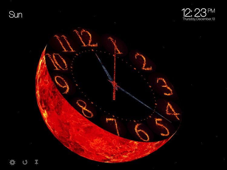 Planet Clocks 3D screenshot-0