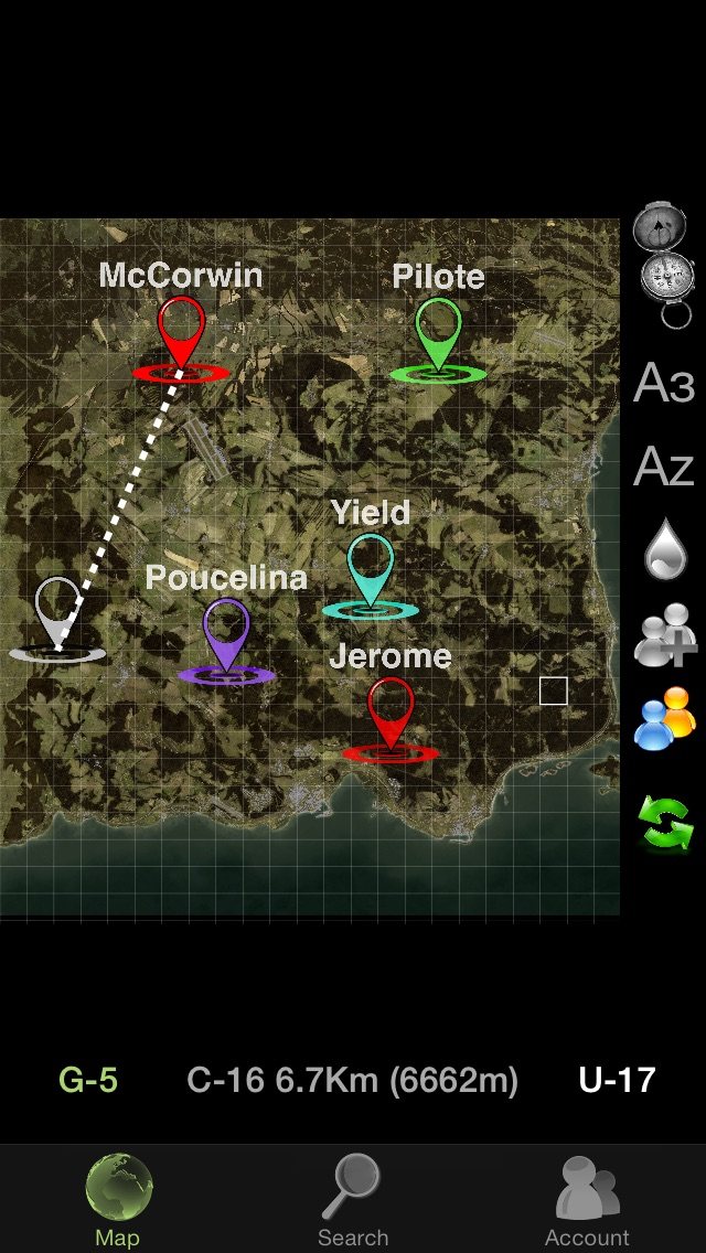 Top 10 Apps like iZurvive - DayZ Map for iPhone & iPad