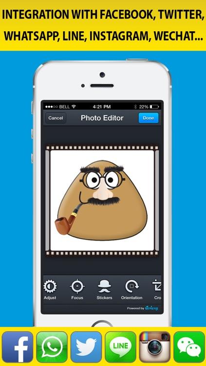 Social Pet for Pou screenshot-4