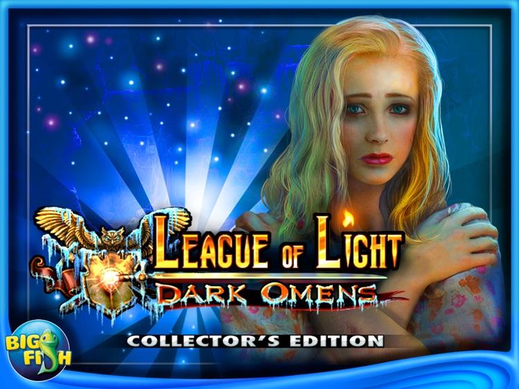League of Light: Dark Omen HD - A Hidden Object Adventure screenshot-4