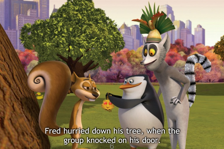 The Penguins of Madagascar: The Lost Treasure o... screenshot-3