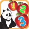 宝宝 123 - 数苹果学习游戏 for iPad