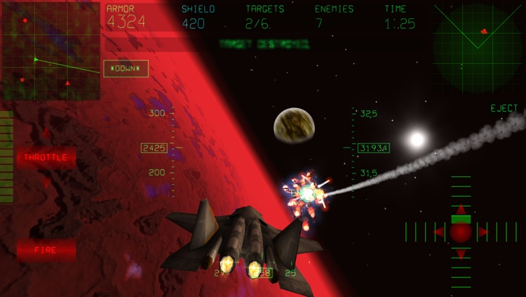 Fractal Combat screenshot-3