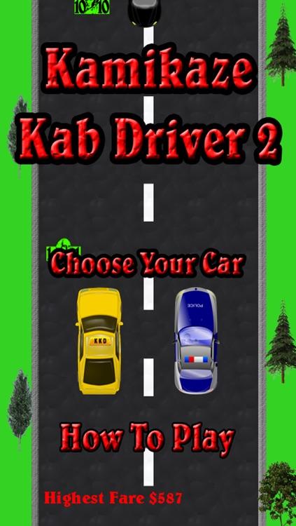 Kamikaze Kab Driver 2