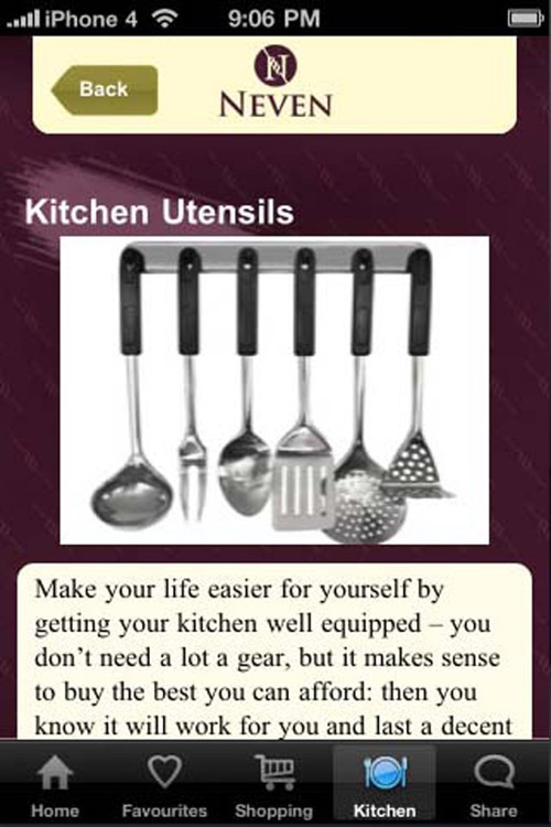 iCook - Recipes & Cooking with Neven screenshot-4