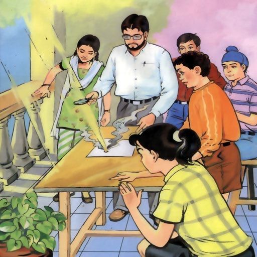 ANU CLUB PART 8 of 8 - Amar Chitra Katha Comics ( Tinkle Collection of Fun Way to Learn Science )