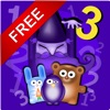 123 free - preschool & 1st grade educational math memory app for kids - addition & subtraction pairs matching game hd - iPhoneアプリ