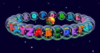ABC Puzzle: Space Journey LITE