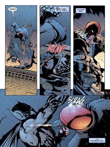 Batman Under The Red Hood By Judd Winnick Doug Mahnke Various