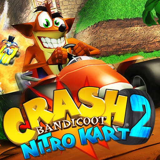 Crash Bandicoot Nitro Kart 2 icon