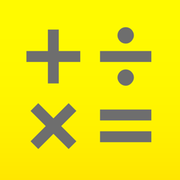 Ícone do app Digits, the calculator for humans