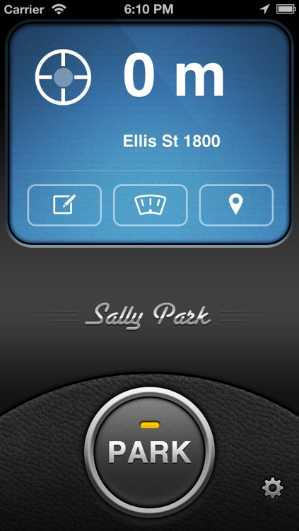 Sally Park Pro - the best car finder