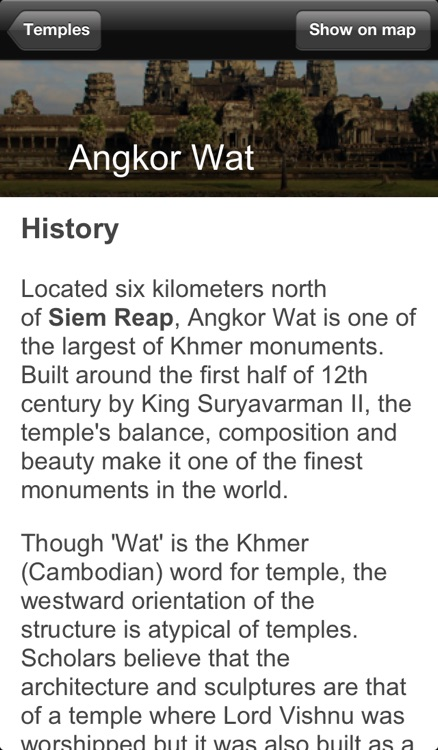 Cambodia Travel Guide screenshot-3